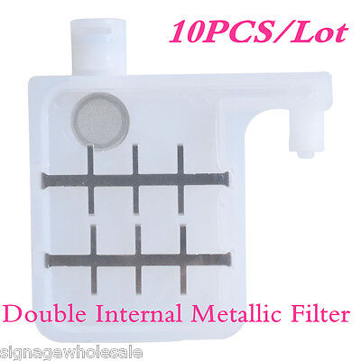 10PCS* Mimaki JV3 Big Damper with Double Internal Metallic Filter