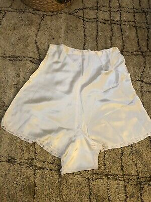 Antique Vintage Silk Bloomers Knickers