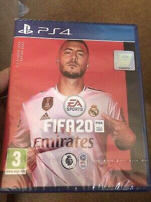 FIFA 20 (PS4) In Stock New & Sealed UK PAL