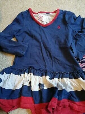 Bundle Of Girls 3-4 Years Clothes Next Rjr Joules Ect Winter