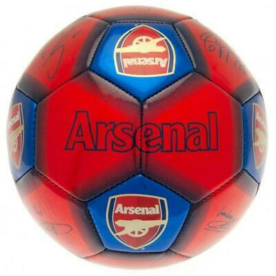 Arsenal Signature Football - Size 5 (Official Merchandise)
