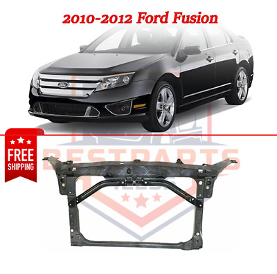 New Radiator Support for Ford Fusion FO1225200 2010 to 2012