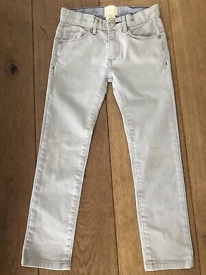 Mini Boden Boys Grey Jeans - 5 Years