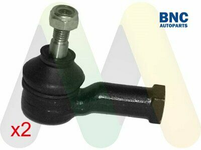 PAIR OF OUTER TIE TRACK ROD ENDS FOR TRAFIC VIVARO PRIMASTAR 2001-2014