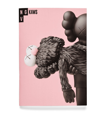 KAWS Gone Notebook / NGV design store / Kaws: Companionship in the Age