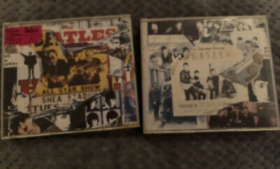 Anthology 1 And 2 by The Beatles (CD, 1995)