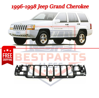NEW FRONT HEADER PANEL FOR 96-98 JEEP GRAND CHEROKEE CH1220114