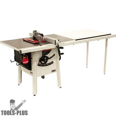 "JET 725003K ProShop II Table Saw, 230V 52"" Rip, Cast Wings New"