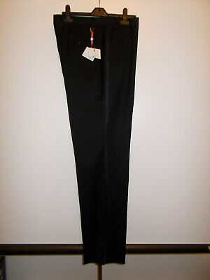 NEW TED BAKER 'PASHION' DINNER SUIT TROUSERS SIZE 36W [Unfinished Hems]  RP £149