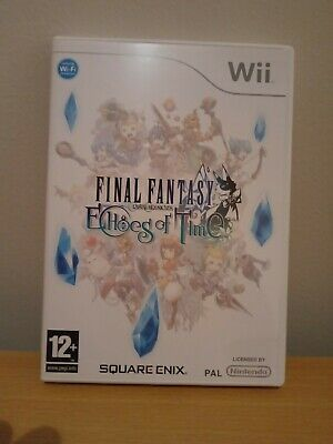 Final Fantasy Crystal Chronicles Echoes of Time for Nintendo Wii