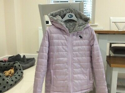 abercrombie and finch girls coat