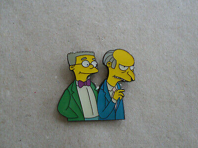 Simpson - Pin.      Mr. Burna und Smithard