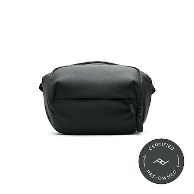Peak Design Everyday Sling 5L Black - PD Certified