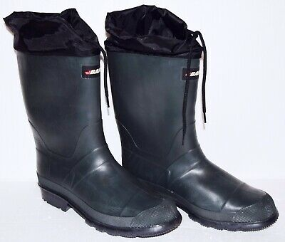 Baffin 12 Wool Insulated Tall Snow Waterproof Rain Boots