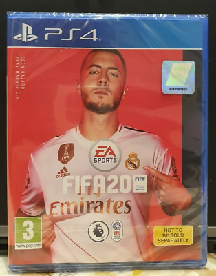 FIFA 20 - PS4 (Brand New - Sealed)
