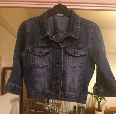 Girl's Blue Jean Jacket Aged 10-11 Years