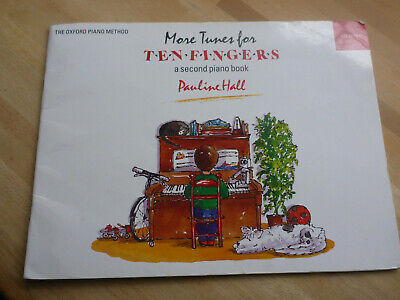 More Tunes for Ten Fingers Piano Time second piano sheet music by Pauline Hall
