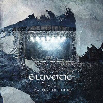 Eluveitie Live at Masters of Rock Digipak CD NEW