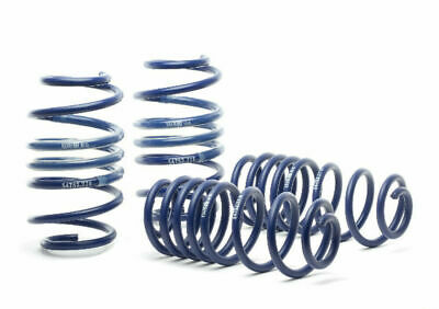 H/&R Sport Front and Rear Lowering Coil Springs For 2011-2018 Volkswagen Jetta