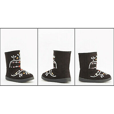 Bottes d/'hiver fourrées Powerboots in north  Taille 46//47