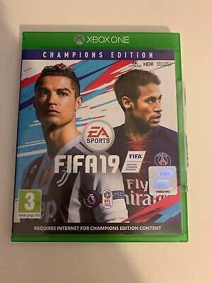 Xbox One Game: Fifa 19 Champions Edition