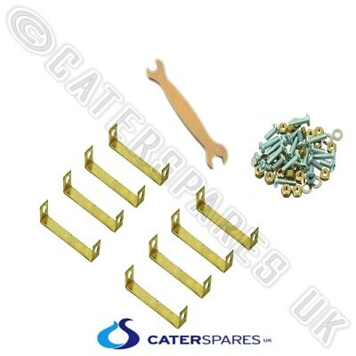 Dualit Toaster Repair Spare & Parts Brass Links Spanner And Nut & Bolt Set Kit