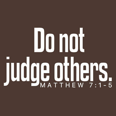 Don't Judge Others  YMRT Funny T-shirts