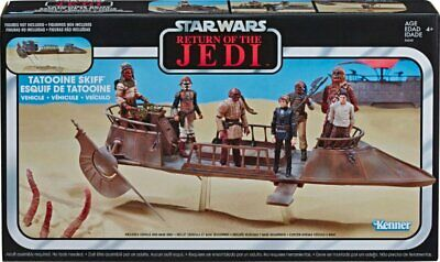 Star Wars The Vintage Collection - Episode VI Return of The Jedi - Jabba'S Tatoo