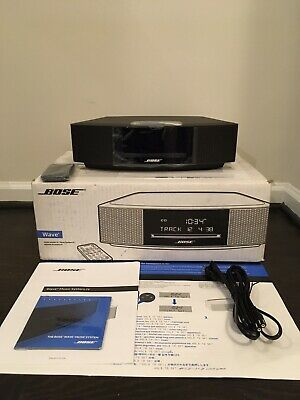 Bose Wave® music system IV✔️100% Positive Seller Rating✔️FR-Open Box