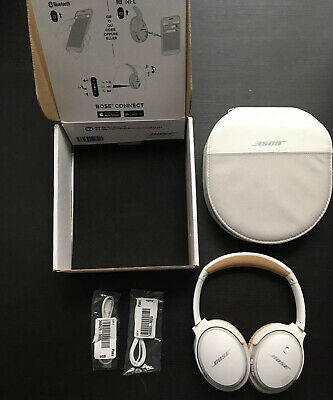 Bose SoundLink Around-Ear Wireless Headphones II - White-FR-Open Box