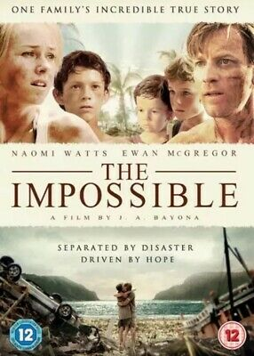 The Impossible DVD (Includes Features) *BRAND NEW & SEALED + FREE POSTAGE*