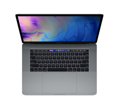 2019 Apple MacBook Pro 15 2.6GHz 6-core 256GB Touch Bar Touch ID MV902X/A AS NEW