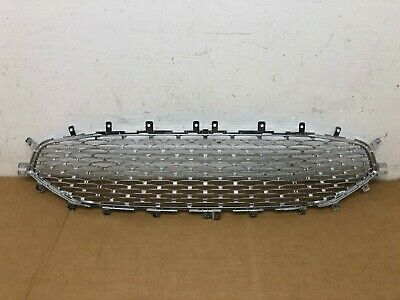 2019 2020 Ford Fusion Front Bumper Chrome Grille Grill Inner Mesh OEM 19 20