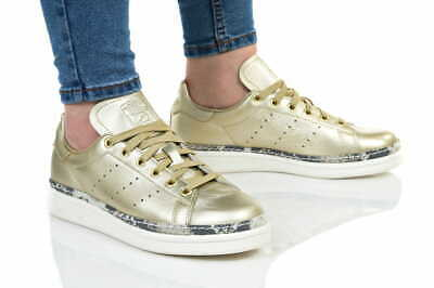ADIDAS STAN SMITH New Bold Chaussures De Sport Femme Or