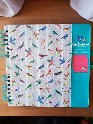 Enchanted Scrap Book - Bird Cover