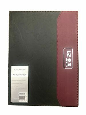 2020 Diary A4 1 Day to a Page