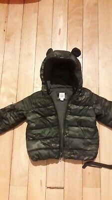 Gap coat 18-24 months used but good condition