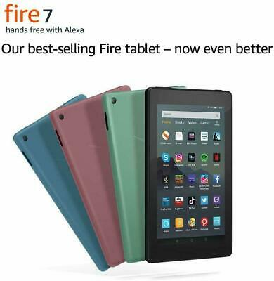 """All-new Fire 7 Tablet   7"""" display, 16 GB, Black with Special Offers"""