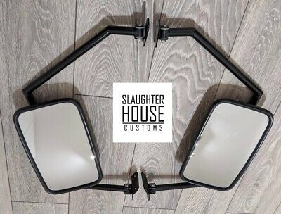 VW T25 T3 Vanagon SHC Truck Style Mirrors Non-Heated.
