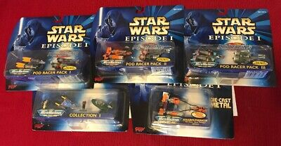 star wars micro machines lot