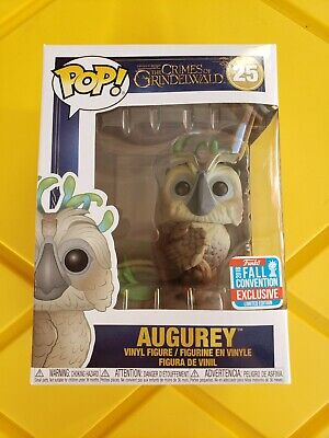 Funko Pop Augurey fantastic beasts crimes grindelwald NYCC fall con exclusive