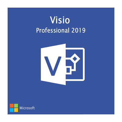 MS Visio 2019 Pro Professional Full Version Instant Delivery