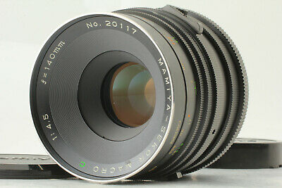 [EXC++++] Mamiya Sekor Macro C 140mm f/4.5 Lens for RB67 Pro S SD from Japan