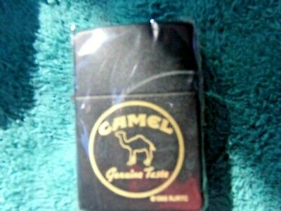 Joe Camel Zippo Vintage And Rare Lighters All New And Unused  1995..