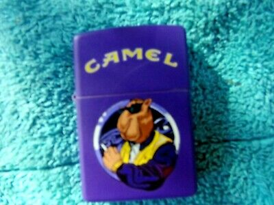 Vinage Zippo Camel Joe Wind Lighter:  Vintage Zippo Lighters Lighter: Camel #251