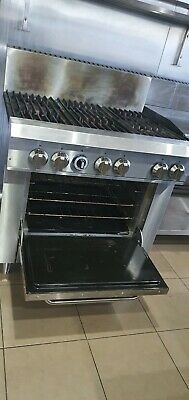 6 Burner Gas Stove/oven