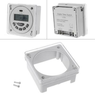 Panel Mounting Transparent Case Waterproof Cover Enclosure for CN101 TM618 L701-