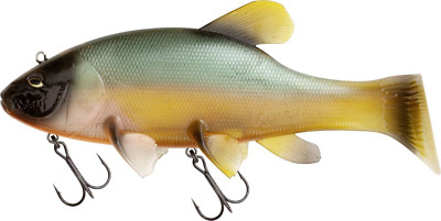 Quantum Freak of Nature 60g 15cm SwimBait Perch Realist Pope Gummifisch Auswahl