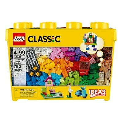 LEGO Classic Large Creative Toy Storage Brick Box Construction Set Colorful