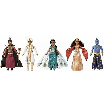 Disney Aladdin Agrabah Collection~5 Fashion Dolls with Accessories